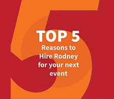 Top 5 Reasons to Book Hawk for Your Next Event
